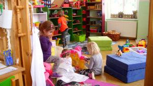 Mateřská škola při Léčebných lázních Lázně Kynžvart
