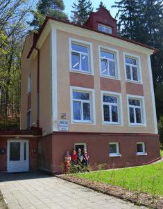 Základní škola a mateřská škola při Léčebných lázních Lázně Kynžvart
